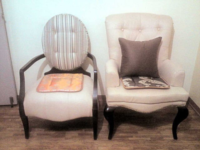 Throw Pillows Divisoria : Our Character Chairs The Bright Spot