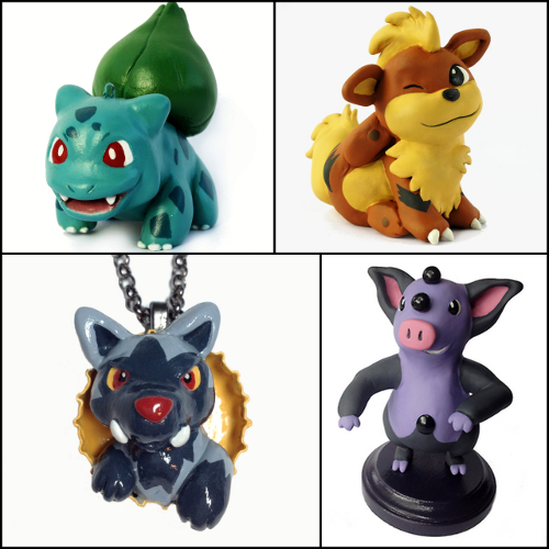 PokemonSculptures