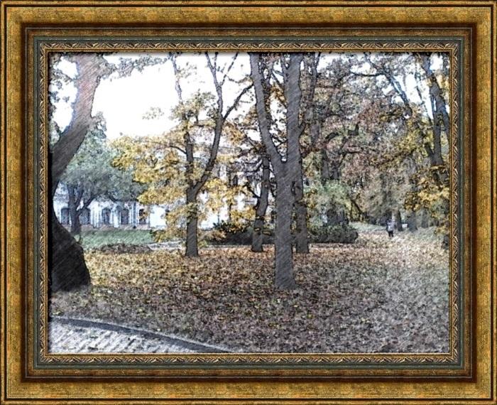 Дом архиепископа на Черниговском Валу
