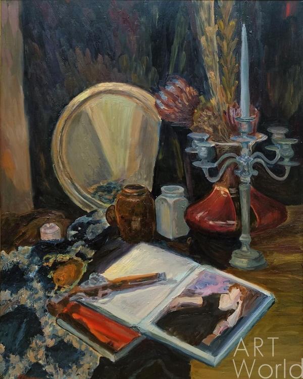 «Поэзия живописи», Елена Полунина.