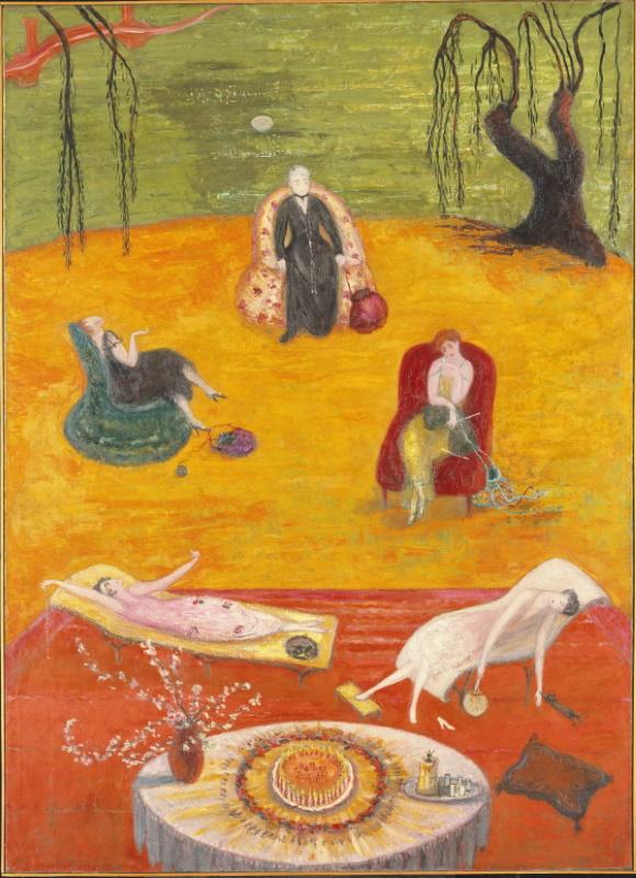 «Жара», Флорина Штеттхаймер, 1919 г.