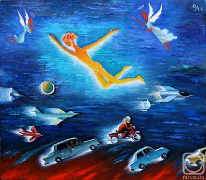 «Полёт», Алексей Караев