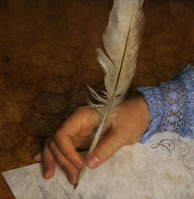 «Старые письма», Юлиана Колесова