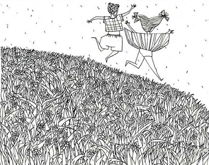 «Праздник слепого дождя 2», Владимир Новиков