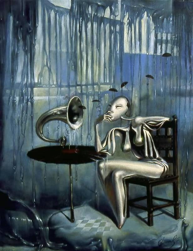 «Мелодия дождя», Михаил Хохлачев