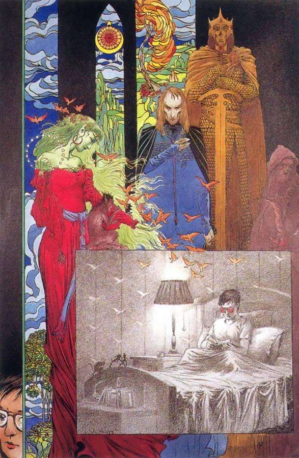«Книга магии 1», Чарльз Весс.