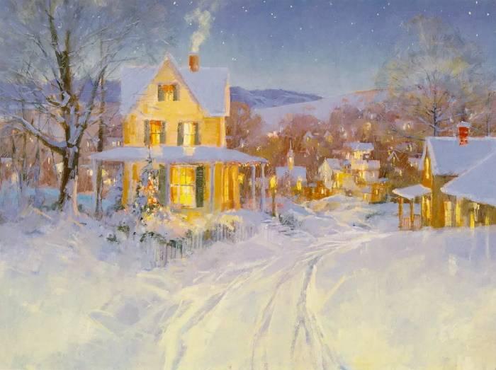 «Белый снег», Стив Сонгер