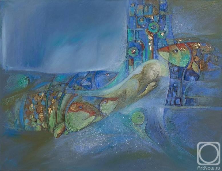 «В синем безмолвии», Инесса Свиридова