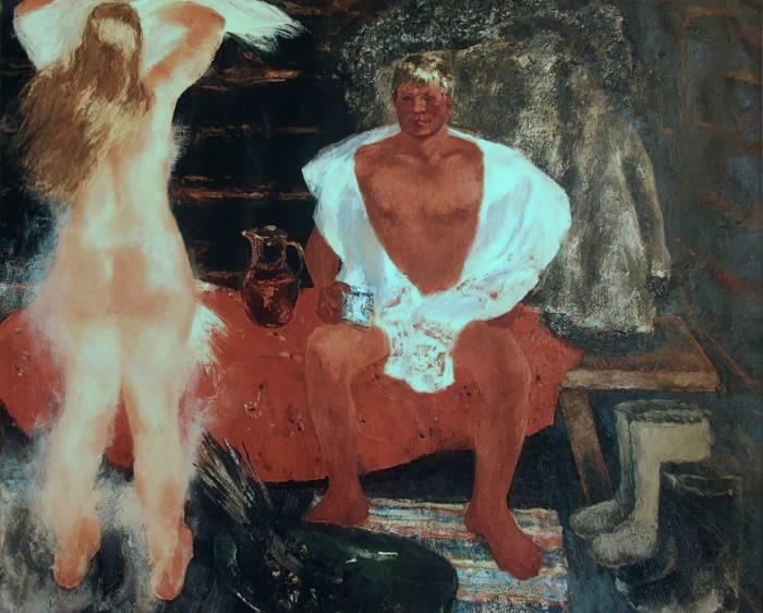«Баня», Юрий Пенушкин