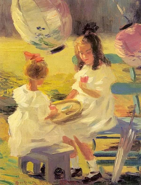 «Дети», Сьюзен Рикер Нокс.