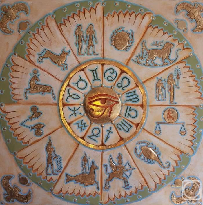 «Египетский зодиак», Семен Нестерков