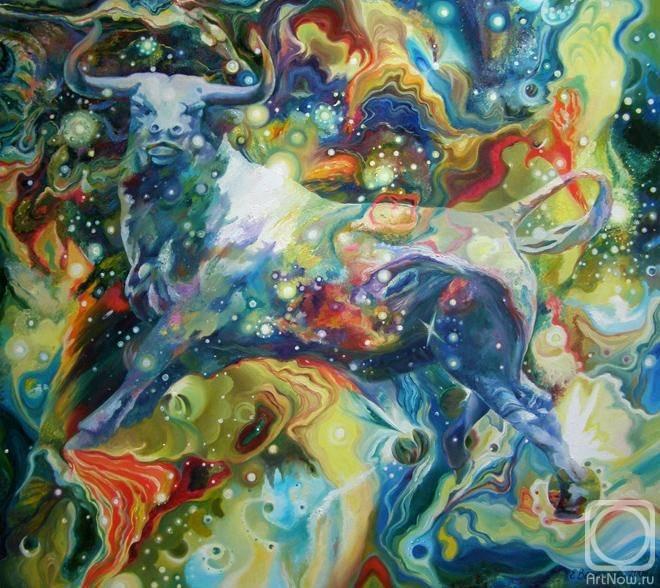 «Taurus», Елена Березина
