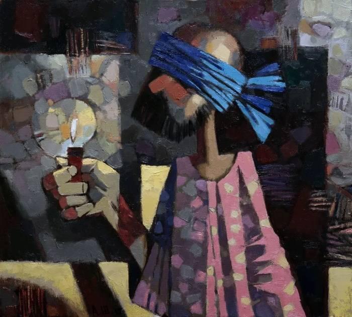 «Невидимое», Андрей Шустов.