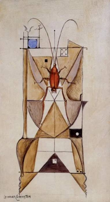 «Таракан», Леонора Каррингтон