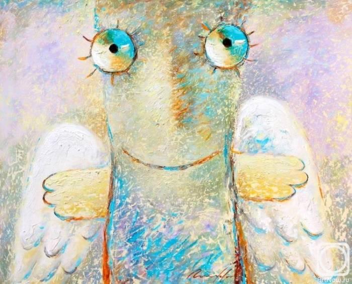 «Любовь – это когда вырастают крылья», Сергей Липовцев