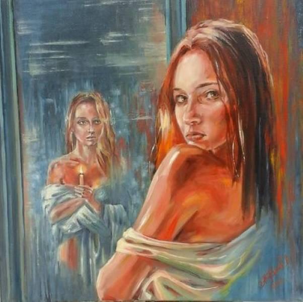 «Зеркало», Андрей Антонов