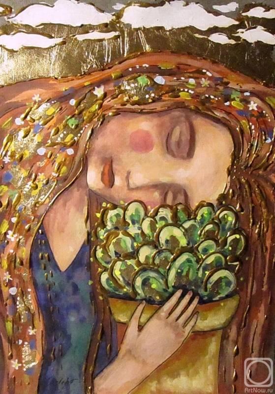 «Цветочница. Сны о золотом дожде», Анна Шуберт
