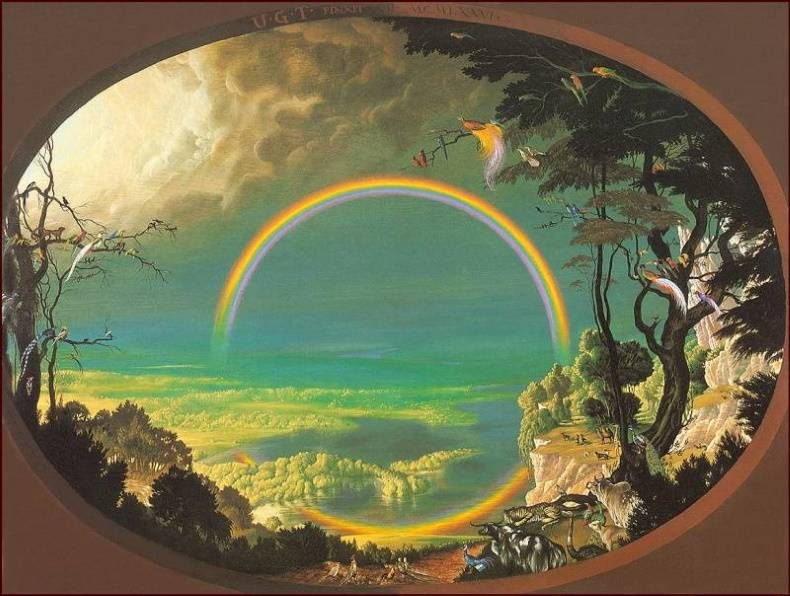 «Красота радуги», Уль де Рико