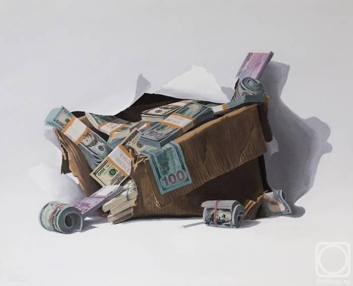 «Коробка», Алексей Дальшев