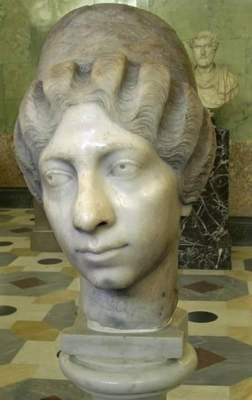 «Сириянка», Древний Рим, 160-170 гг.