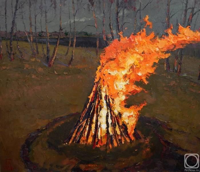 «Огонь», Алексей Головченко