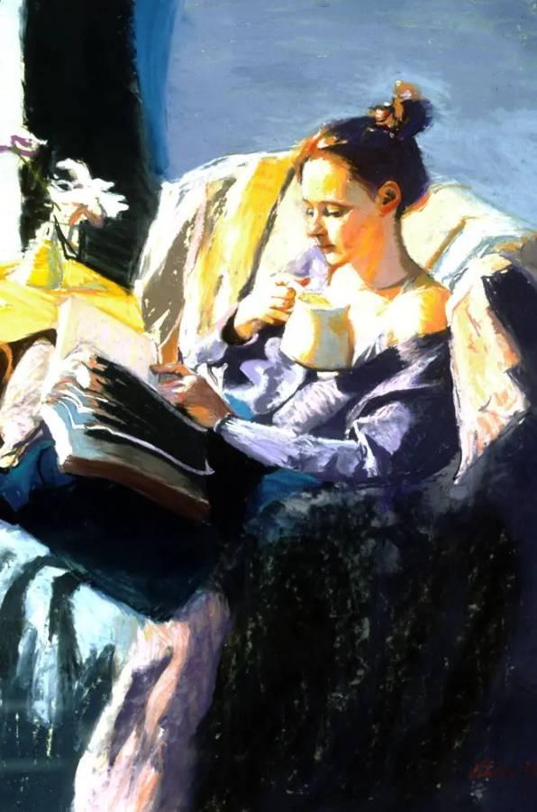 «Перерыв на чай», Рода Янов