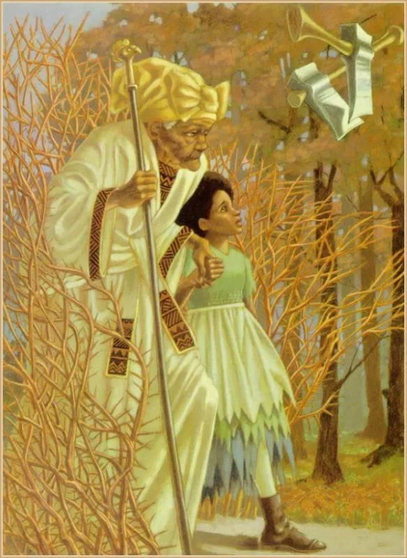 «Хорошая белая, плохая роза и говорящие яйца», Диана Диллон