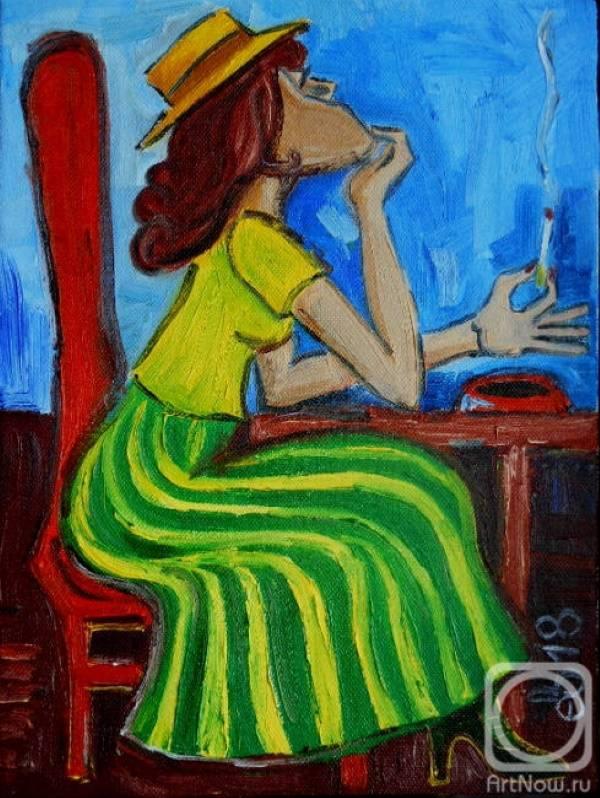 «Лена. Зарисовка на скорую руку», Сергей Евдокимов