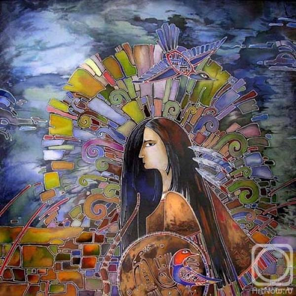 «Скво», Мария Каминская