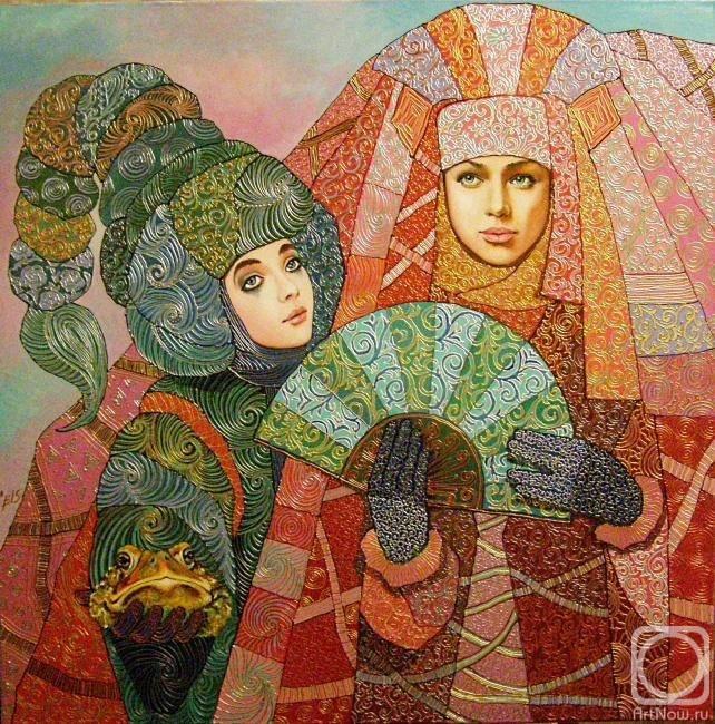 «Лучшие подруги», Светлана Мищенко-Сапсай
