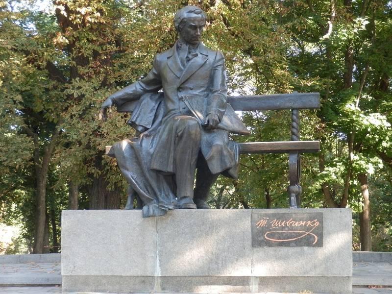 Памятник Тарасу Шевченко в Чернигове, Владимир Чепелик