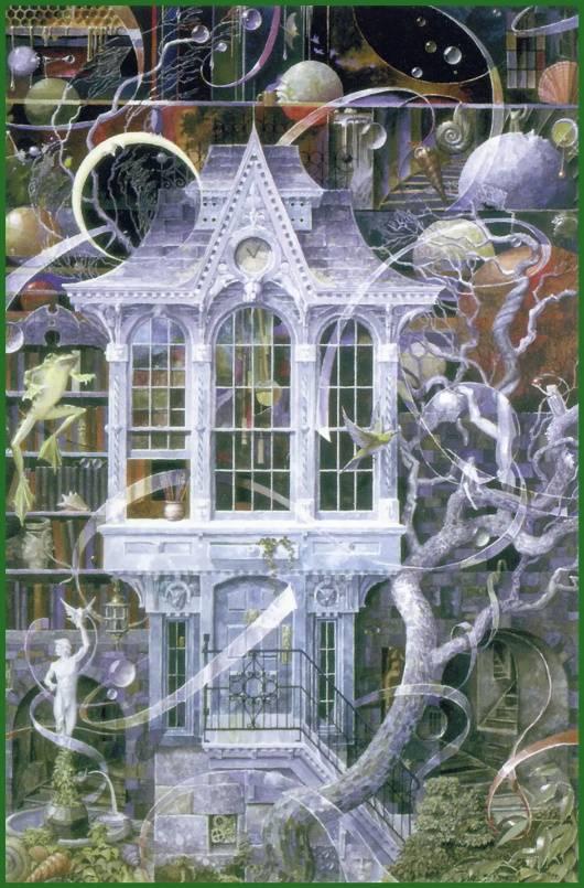 «Дом знаний», Дэниел Мерриам