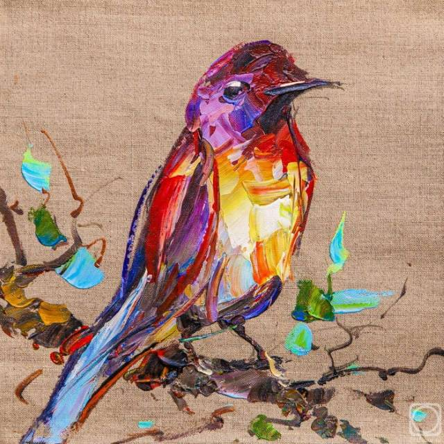 «Певчая птичка N 3», Хосе Родригес