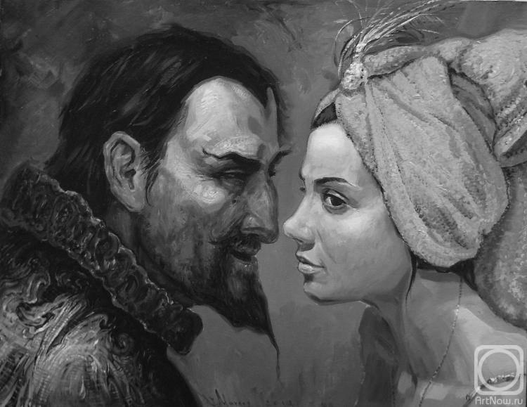 «Интрига», Игорь Майков