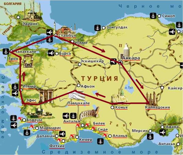 karta-turcii