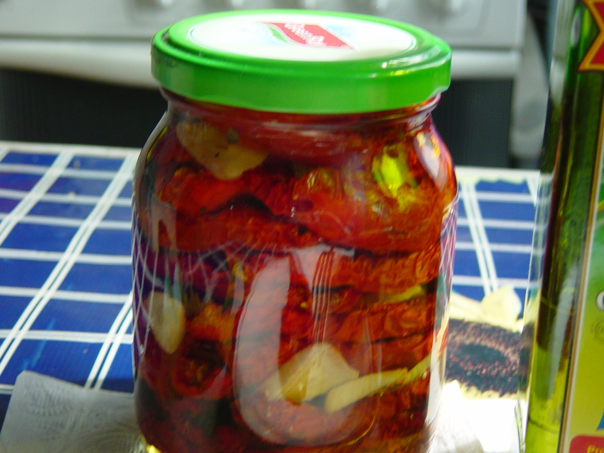 Вяленые помидоры: секреты приготовления - Рецепты