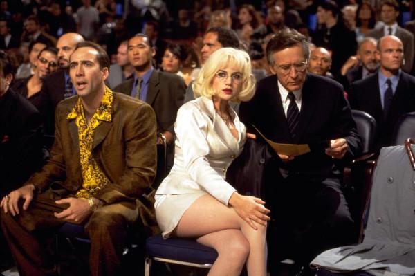 1998 Snake Eyes - Nicolas Cage and Carla Gugino
