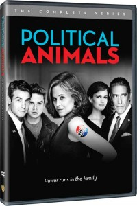 2012 Political Animals DVD