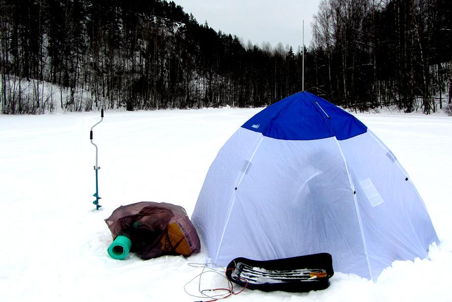 палатка 1 А6нет