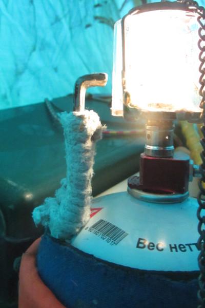 Советы начинающим: Устранение зимнего недостатка газовых горелок.