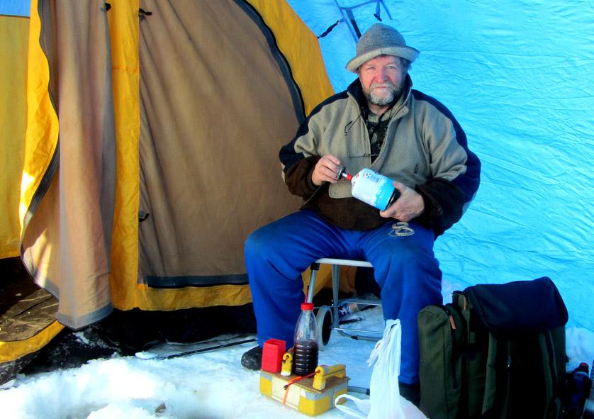 Я в шатре А6нет