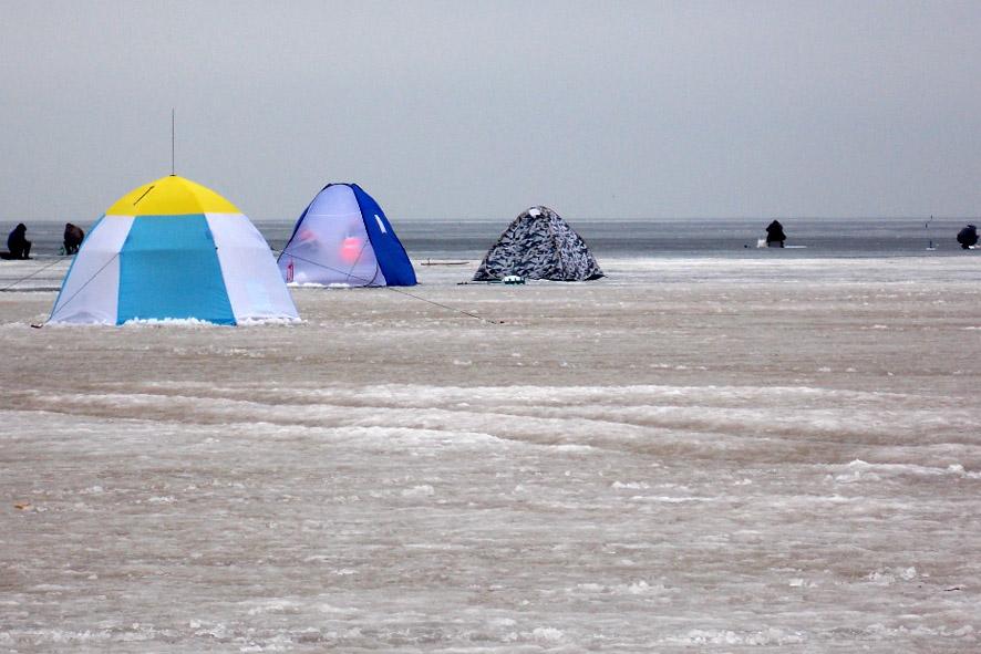 19 палатки А6нет
