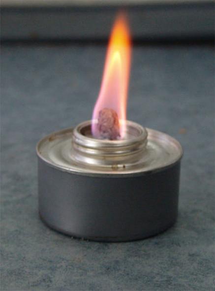 горелка парафин горит А6нет