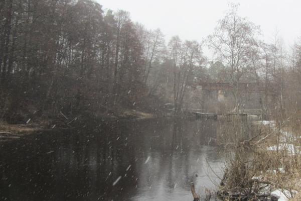 снегопад А6нет