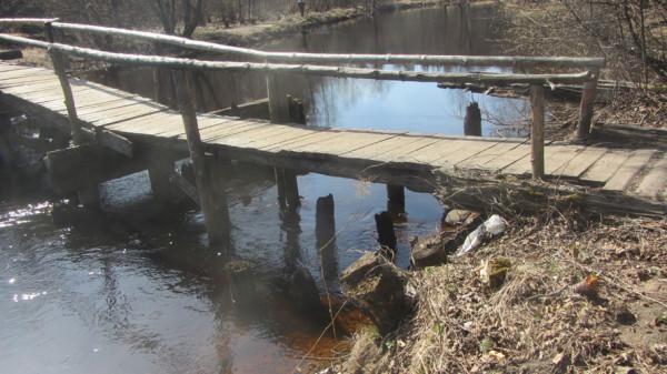 мосток А6нет