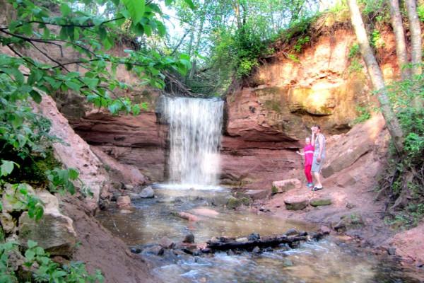 Водопад А6нет