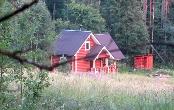 15 домик Базы близко