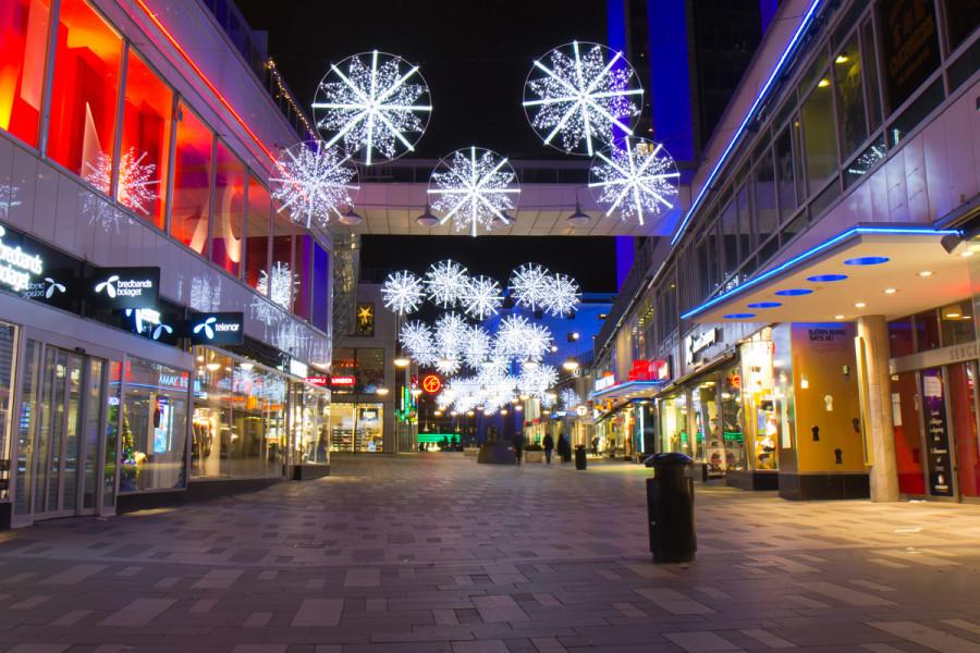 1 января работают магазины в стольгольме