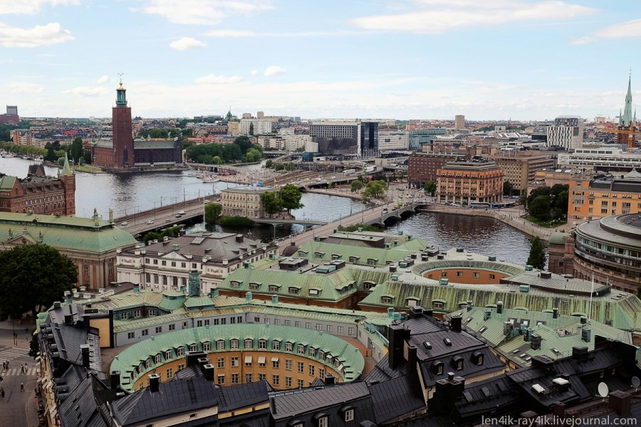 View to Stockholm From Storkyrkan.jpg