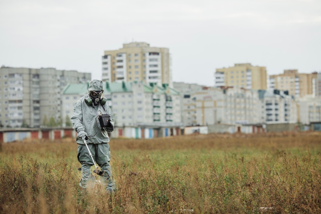 Туры в Чернобыль, жизнь -- в унитаз!